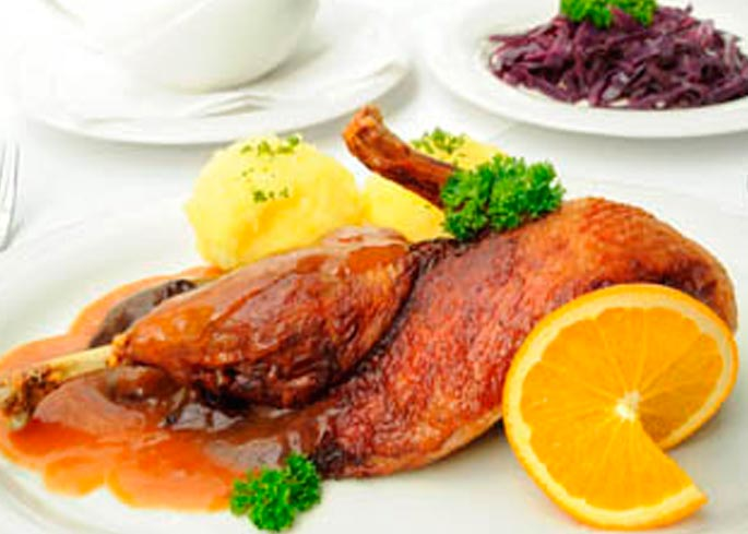 Gans und Ente ab 13. November